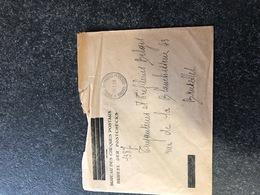 Belgium World War I WWI Bureau Des Cheques Postaux Postal Cheques 28/1/1919  Legerposterij SM Armee Belge - Guerre 14-18
