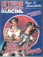FLUIDE GLACIAL  N° 44   Couverture   SOLE - Fluide Glacial