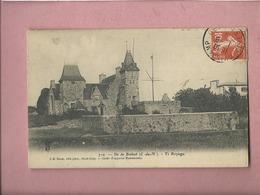CPA -  Ile De Brehat -(C-du-N.) - Ti Royagu - Ile De Bréhat