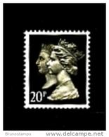 GREAT BRITAIN - 1990  DOUBLE HEADS  20p. PCP  QUESTA  MINT NH  SG 1478 - Machins