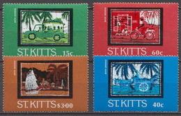 St Kitts MLH Set - Art