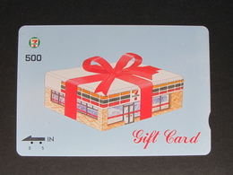 """""""JAPAN"""" GIFT CARD / PREPAID CARD - SEVEN ELEVEN CARE PACKAGE - Gift Cards"""