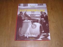 AUTOMOBILES Archives Du Monde Régionalisme France Salon Station Service Essence Usine Auto Automobile Citroën Bugatti - Auto