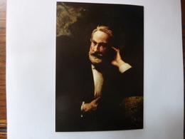 Portrait De Victor Hugo En 1868 - François CHIFFLART - Peintures & Tableaux