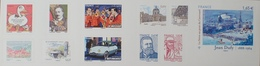 """PTT/786 - 2014 - """" PLANETE TIMBRES """" - BLOC N°BC1023 NEUF** (TIMBRES AUTO-ADHESIFS) - Cote : 41,00 € - Frankreich"""