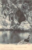 07 ARDECHE  La Grotte De Paul Et Virginie Près Du Pont D'Arc à Saint-MARTIN D'Ardèche - Frankrijk