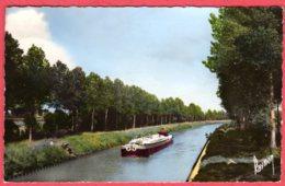 77 VAIRES-sur-MARNE - Le Canal - Vaires Sur Marne