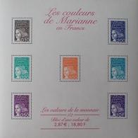 PTT/787 - 2001 - TYPE MARIANNE (1 Sur 2) - BLOC N°41 NEUF** - Ungebraucht