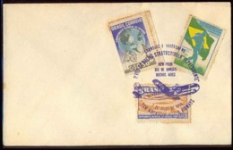 SOCCER WORLD CUP FOOTBALL SET Cover BRAZIL '50 FFC # FFF 272  131219A - Stamps