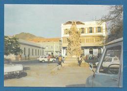 CABO VERDE ILHA DE S. VINCENTE MINDELO PRACETA DOS AVIADORES - Capo Verde