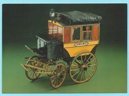 0575 - POST - KOETS - CHARIOT - CARRIAGE - POSTOMNIBUS WURTTERBERG UM 1900 (MODEL) - Post