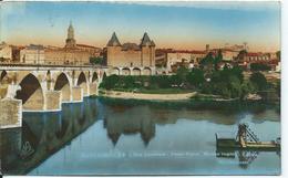 [82] Tarn Et Garonne Montauban Vue Generale Pont Vieux - Montauban