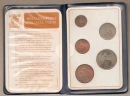 Regni Unito - First Decimal Issue Coins - 1971 - Gran Bretagna