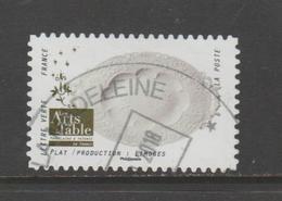 """FRANCE / 2018 / Y&T N° AA 1533 : """"Arts De La Table"""" (Plat - Limoges) - Oblitération 2018. SUPERBE ! - Frankreich"""