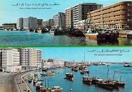 Asie - DUBAI Emirats Arabes Unis United Arab Emirates Views Of DUBAI - Emirats Arabes Unis