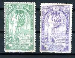 France Cinderella Exposition Internationale D'Amiens - Andere