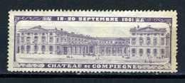 France Cinderella Château De Compiègne   1901 - Andere