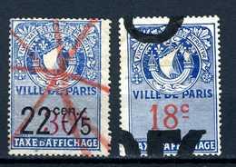 France Cinderella   Timbre  Taxe D'affichage - Non Classés