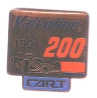 L126 Pin's Dragster Valvoline Carburant Huile QUAD CART FORMULE 1 Achat Immédiat - F1