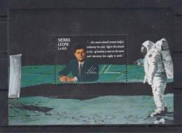 L961. Sierra Leone - MNH - Space - Famous People - Raumfahrt