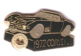 L12 Pin's CORVETTE 1972 CHEVROLET Achat Immédiat - Corvette