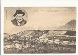 """Savoie Coise Le Centenaire De Coise Guillaume Emery Dit"""" Borabas"""" Né Le 28 Janvier 1809 - Other Municipalities"""