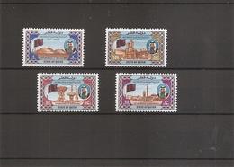 Qatar ( 521/524 XXX -MNH) - Qatar