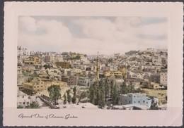 Amman, Carte Postale Circulée. Jordanie. - Jordanie