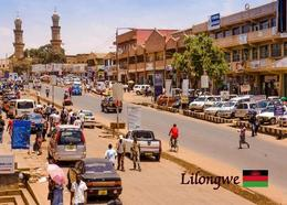 Malawi Lilongwe Street View New Postcard - Malawi