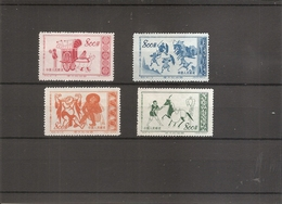 Chine ( 984/987 XXX -MNH) - 1949 - ... People's Republic