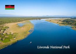 Malawi Liwonde National Park New Postcard - Malawi