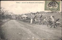Boma - Avenue Des Bananiers (vers Le Plateau) (Edit. J B Verhoeven, Anvers) - Belgisch-Congo - Varia