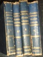 1829 Les Aventures De Caleb Williams W. Godwin Ou Les Choses Comme Elles Sont  Lib.Danthereau  Imp.FirminDidot 4 Tomes - 1801-1900