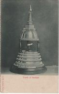 SRI LANKA Colombo  Ceylon  Ceylan Tooth Of Buddah Dente Dent Budda Buddismo Buddism 1903 - Budismo