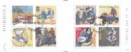Suède Carnet Oblitéré YV C 2467 2005 Alskade Mopeder Carnet Complet. Parfait état - Markenheftchen