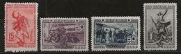 Russie 1940 N° Y&T :  805,807 à 809 ** - 1923-1991 URSS