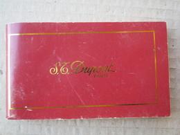 S. T. Dupont PARIS - Instruction Manual ( 112 Pages ) - Dupont
