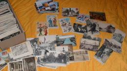LOT ENVIRON 1130 CARTES POSTALES ANCIENNES DONT CPSM...FRANCE.  PARIS, EGLISES, VILLES,  LOURDES, MONTAGNE, A TRIER - Cartes Postales