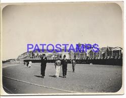 129406 ARGENTINA MAR DEL PLATA VISTA PARCIAL 10.5 X 7.5 CM PHOTO NO POSTAL POSTCARD - Fotografie