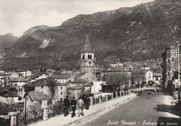 SAINT VINCENT - ENTRATA IN PAESE - Italia