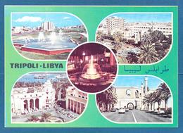 LIBIA LIBYA TRIPOLI - Libia