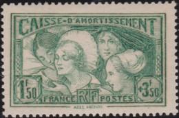 France     .    Yvert    .    269 (2 Scans)    .     **     .    Neuf SANS Charniere   .   /   .  MNH - France