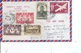 Guyane Française ( Lettre Par Avion De 1959 De Cayenne Vers Le Congo Belge à Voir) - French Guiana (1886-1949)