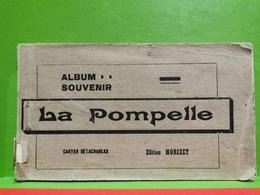 Carnet, Fort La Pompelle. Rare !! - Reims