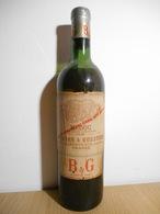 Barton E Guestier Medoc 1959 - Wijn