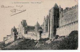 CARCASSONNE - LA CITE - TOUR DE L'ÉVÊQUE - Carcassonne