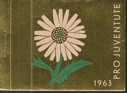 SCHWEIZ  Markenheftchen 0-52, Postfrisch **, Pro Juventute 1963 - Booklets
