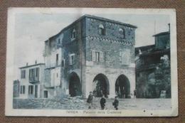 IVREA -1932 PALAZZO DELLA CREDENZA - ANIMATA  --FP  -  -BELLISSIMA - Non Classificati