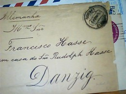 PORTUGAL LETTER  POSTAL INTEIRO 50 REISPostal Card - Intero  1893  HK4831 - Interi Postali