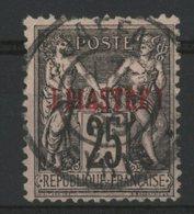 """LEVANT / BUREAU FRANCAIS N° 4a Surcharge Carmin Foncé Obl. C-à-d """"JAFFA SYRIE 3/1/99"""" Oblitération Très Bien Centrée. TB - Used Stamps"""